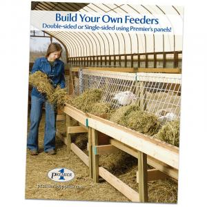 Grain Silage And Hay Feeder Plans Premier1supplies
