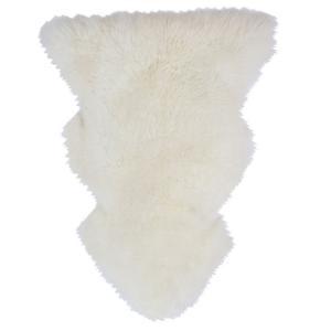 single sheepskin rugs
