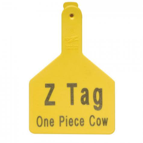Custom imprinting (on the front side of the tag only & included in the price of the tag). Consecutive numbers or farm/ranch name. Up to 3 lines of 15 characters.  Logos/Brands have a one-time setup fee of $15 per design.