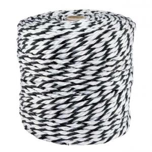 ZGM Basic Fence Rope White for Electric Fence