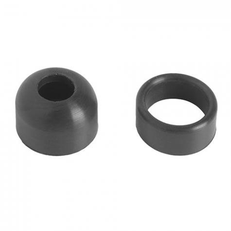 2 flexible rubber rings —1 normal sized (#540401)  and one for smaller eggs (#540402).