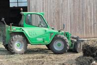 All Terrain material handler. Common tool on European livestock farms.