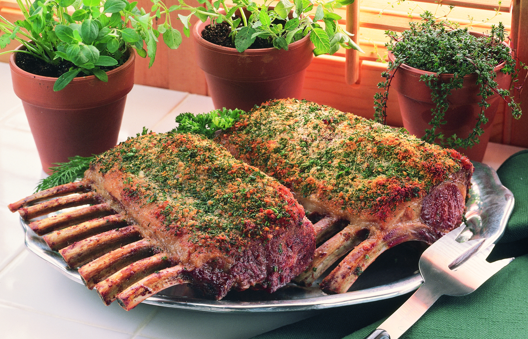 Rack Of Lamb Recipes — Dishmaps